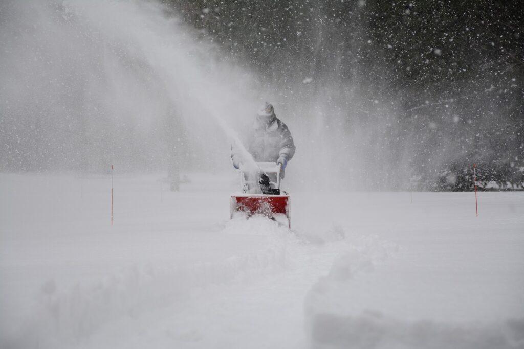 Winterdienst in Leogang, Saalfelden und Umgebung